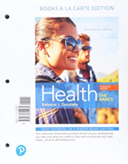 health the basics 13th edition free download