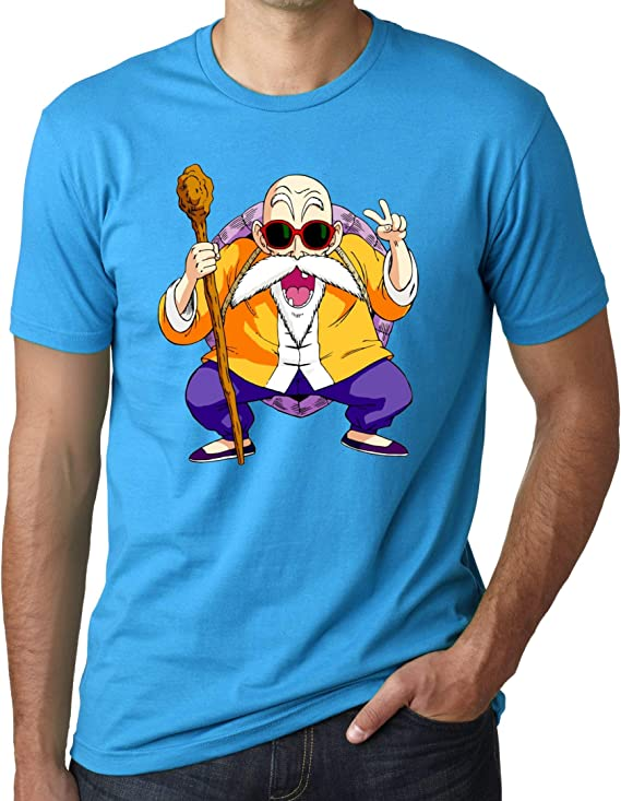 The Fan Tee Camiseta de NIÑOS Dragon Ball Goku Vegeta Goku Vegeta Mutenroshi Tortuga: Amazon.es: Ropa y accesorios