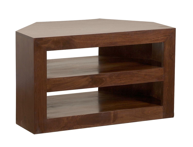 shades of wood furniture. Dark Wood Furniture. Homescapes Dakota Tv Dvd Corner Unit For Living Room Shade Solid Shades Of Furniture