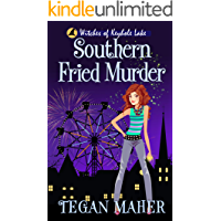 Southern Fried Murder: Witches of Keyhole Lake Book 9 (Witches of Keyhole Lake Southern Mysteries)