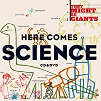 HERE COMES SCIENCE (+DVD)