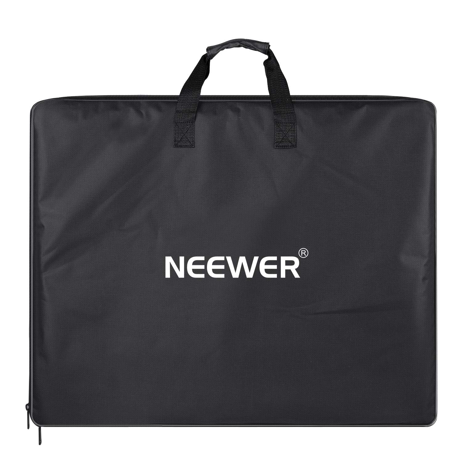 Neewer Enlarged Carrying Bag for 18 inches Ring Light, Light Stand, Accessories - 29.5x23.6 inches/75x60 Centimeters Protective Case, Durable Nylon,Light Weight (Black) by Neewer (Image #6)