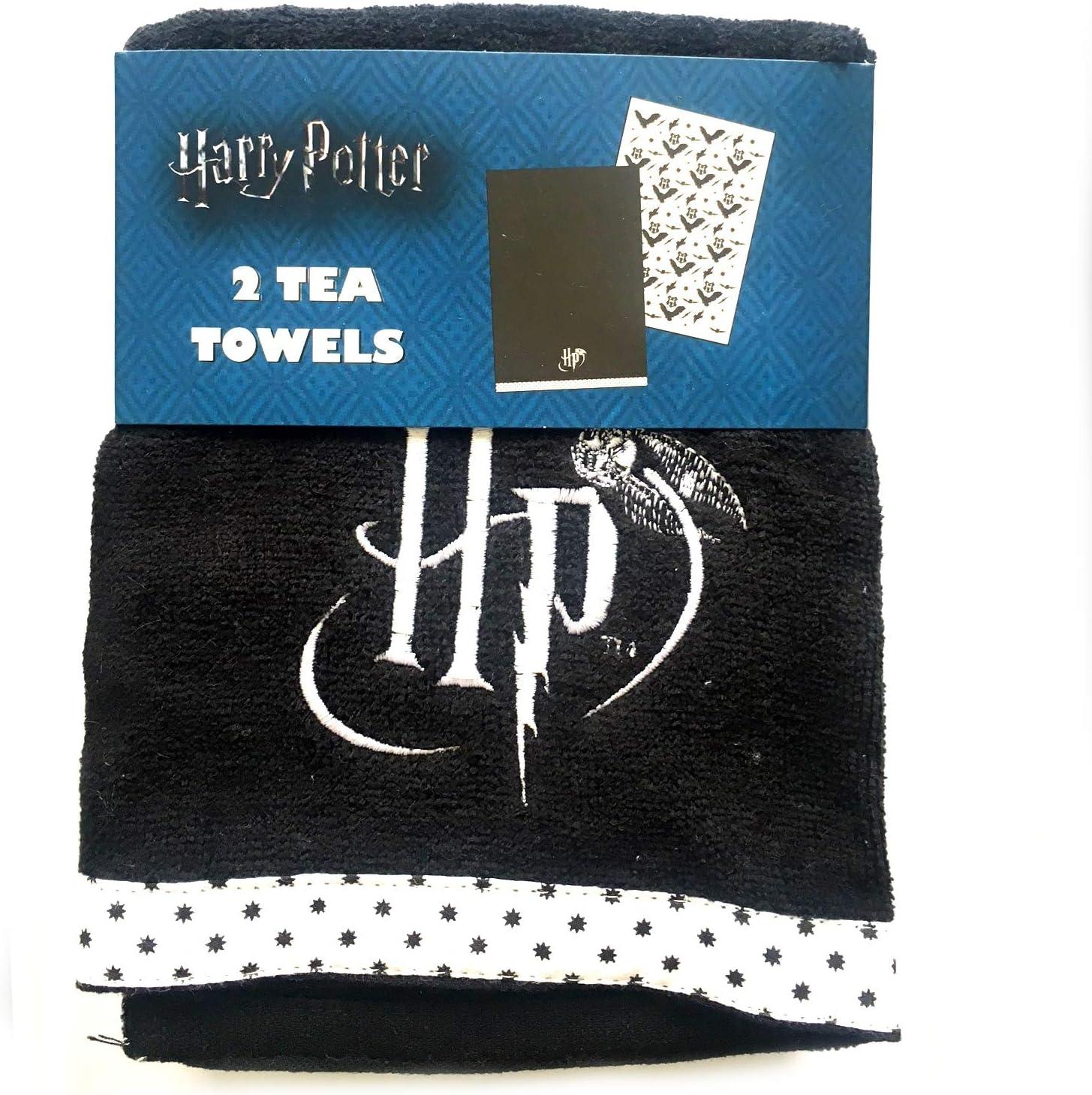 Primark Home Harry Potter 2 - Paños de cocina (ideal para regalo): Amazon.es: Hogar