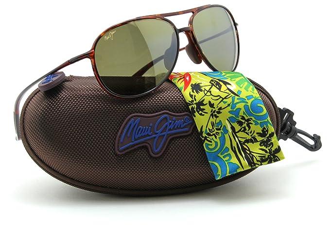 991328dbf55c5 Image Unavailable. Image not available for. Colour  Maui Jim H438-10  ALELELE BRIDGE Polarized Sunglasses ...