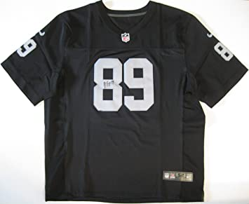 new style 75bfb 76509 Amari Cooper Oakland Raiders, Signed, Autographed, Raiders ...