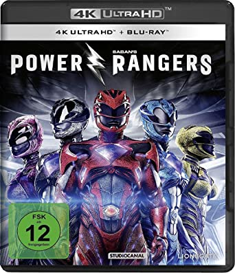 Power Rangers (4K Ultra-HD) (+ Blu-ray) [Alemania