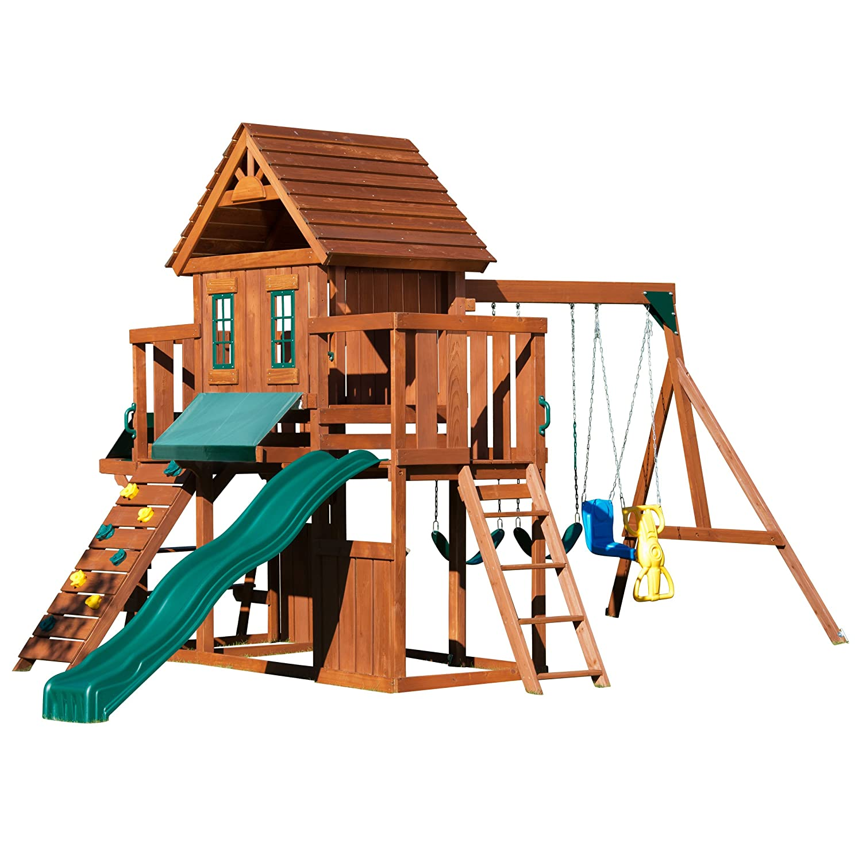 Swing-n-Slide Playset