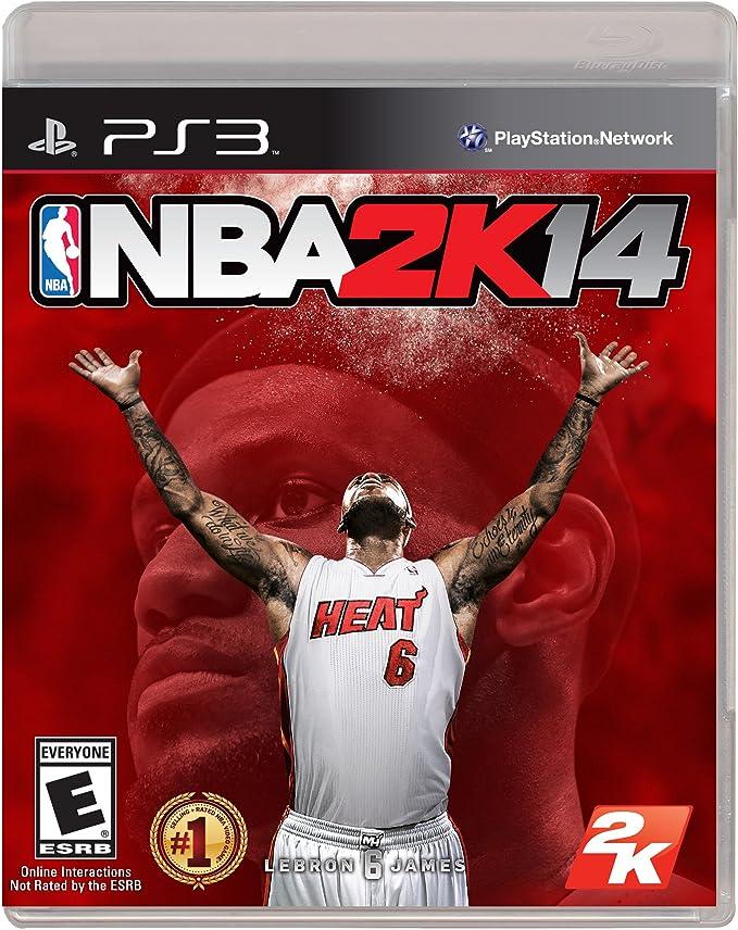 Take-Two Interactive NBA 2K14, PS3 - Juego (PS3, PlayStation 3 ...