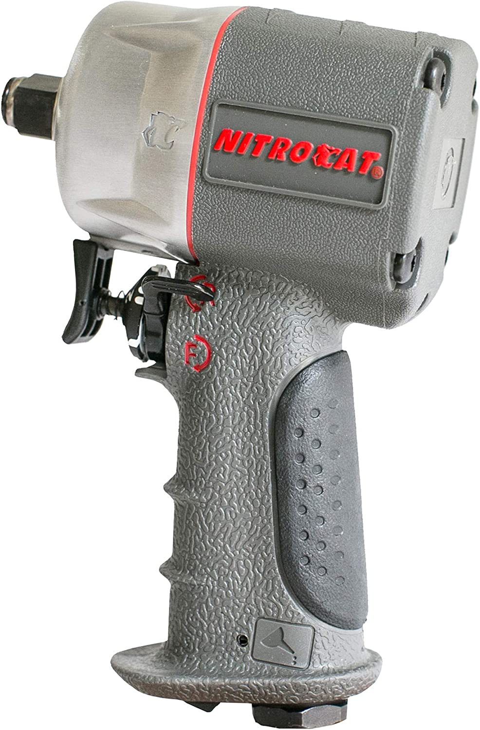 """AIRCAT 1076-XL 3/8"""" Compact Composite Impact Wrench"""