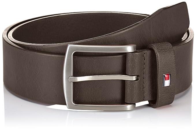 grande sconto scarpe sportive selezione mondiale di Tommy Hilfiger New Denton Belt 4.0, Cintura Uomo