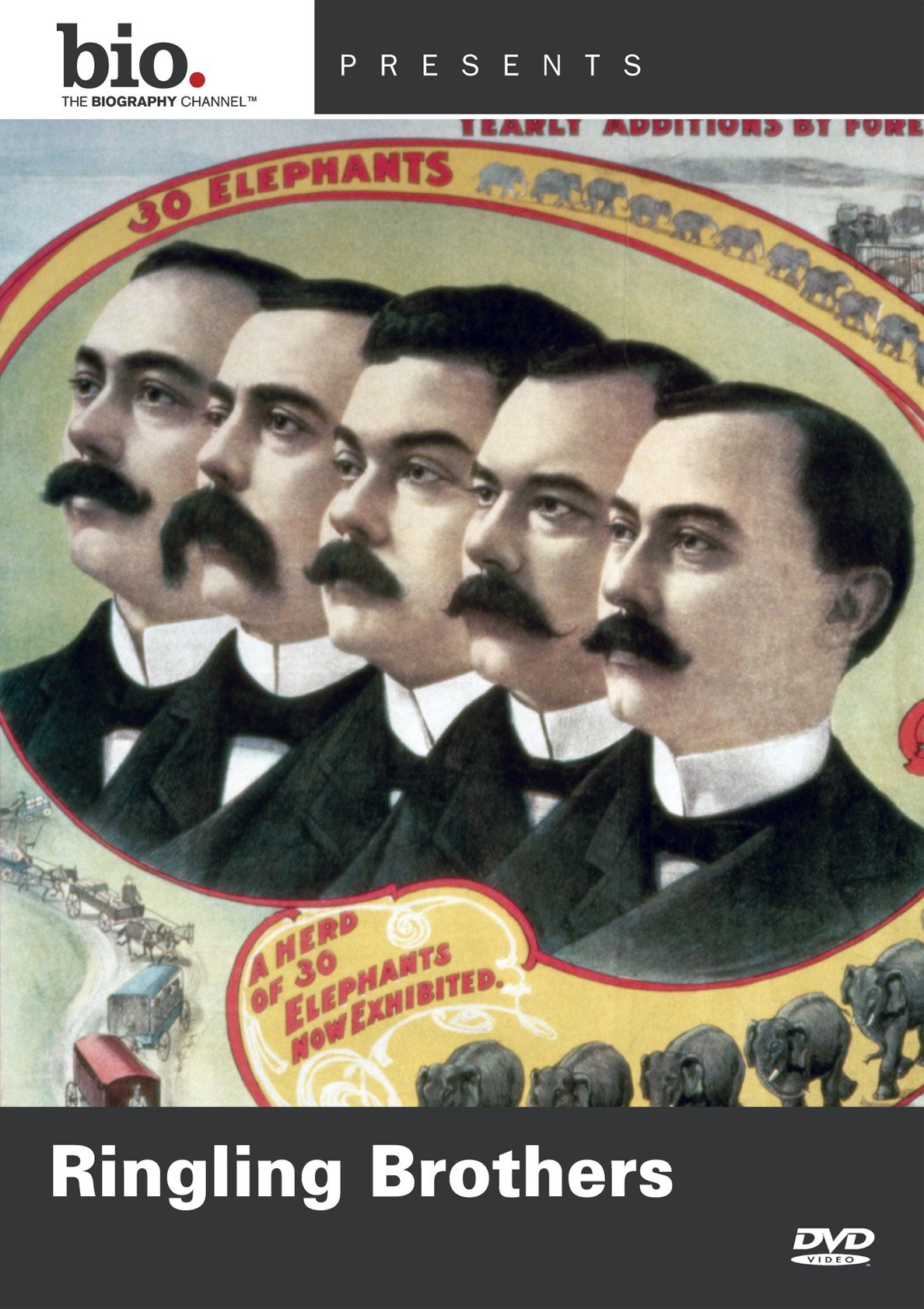 Biography: Ringling Brothers
