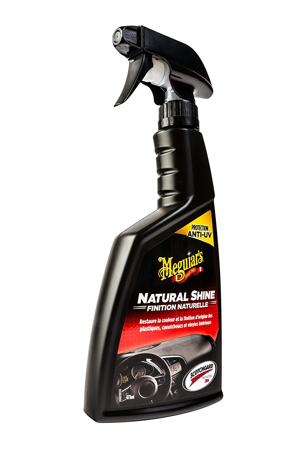 Meguiar's Natural G4116F Shine plá sticos internos Meguiar' s Car Care Products