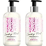 Coochy Plus Intimate Shaving Cream MOISTURIZING Plus SWEET BLISS For Pubic, Bikini Line, Armpit - Rash-Free With Patent…
