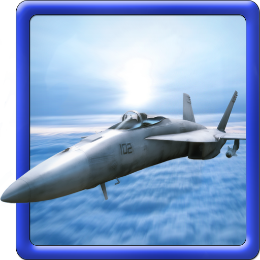 Fly Airplane F18 Jets (Army Games)