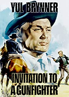 Book Cover:                                                                             Invitation to a Gunfighter