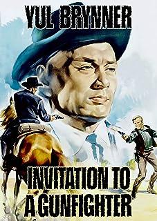 Book Cover:                                                                             Invitation to a Gunfighter
