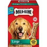 Milk-Bone Original Large Dog Biscuits 2kg, Red, Large 2Kg