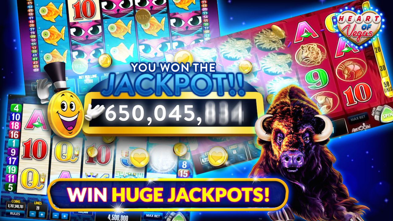 Heart Of Vegas Free Slots Casino Import It All