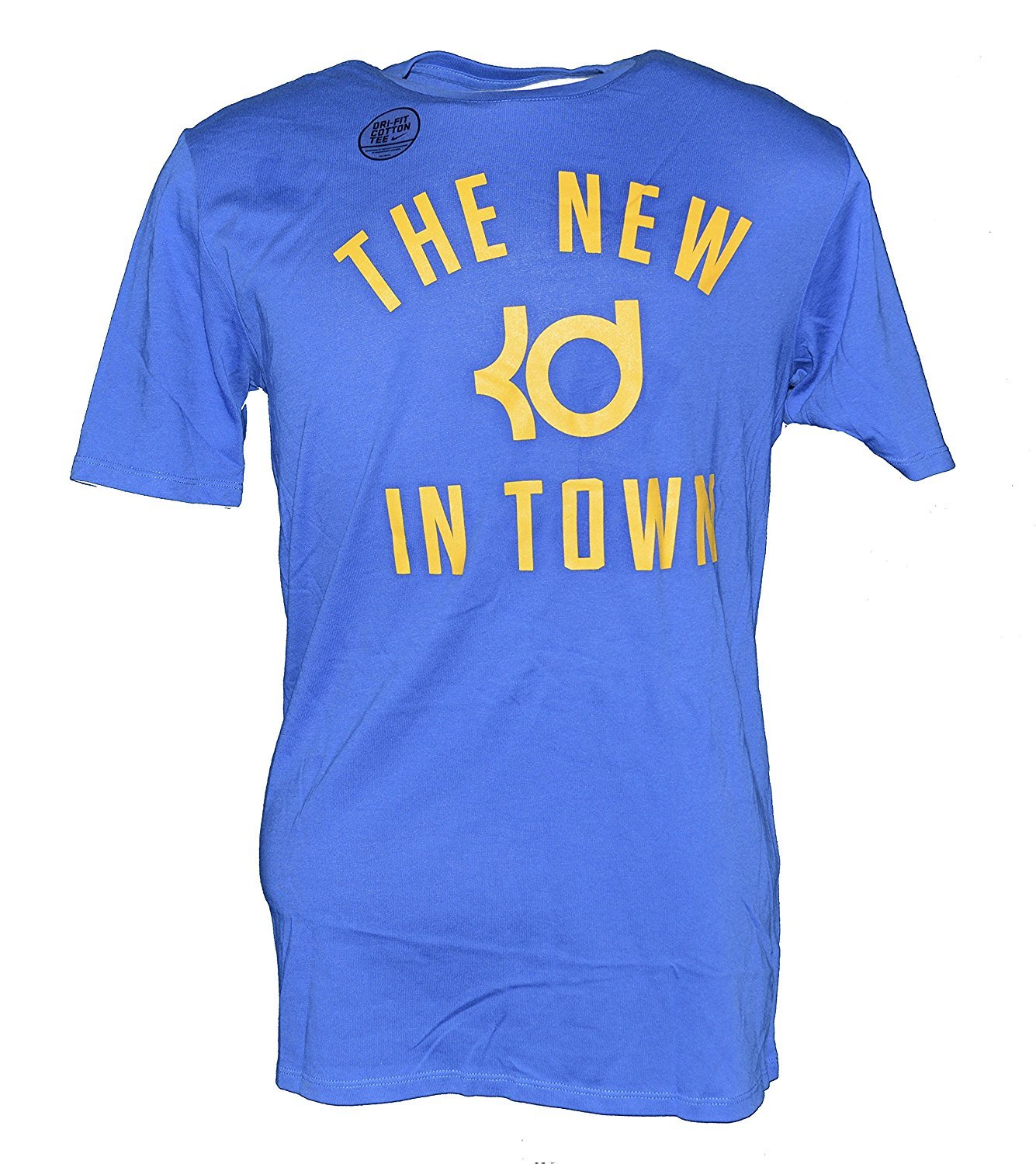 check out 9d156 129d5 Amazon.com: Nike Men's The New KD In Town Golden State ...