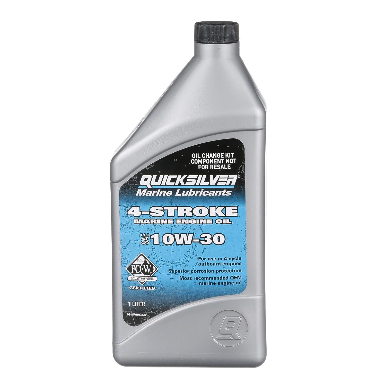 Quicksilver 8M0107511 Oil Change Kit - 70-115 HP Engines