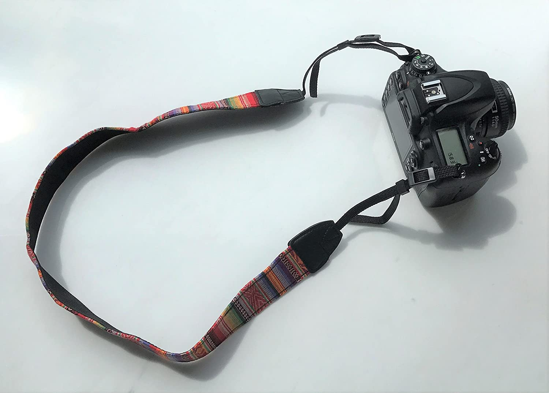 Gadget Place Edgy Shoulder Strap for Panasonic Lumix DC-GX850 DC-GX800 DC-GF9 DMC-GX85 DMC-GX80 DMC-GX7 Mark II GF8 GF7