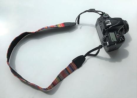 Gadget Place Edgy Camera Strap for Olympus PEN E-PL8 PEN-F E-PL7 E-P5 E-PL6 E-PL5 E-PM2 OM-D E-M5 E-P3 E-PL3 E-PL2 E-PL1s E-PL1