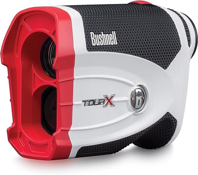 Best golf rangefinder : Bushnell Tour X Laser Golf RANGEFINDER