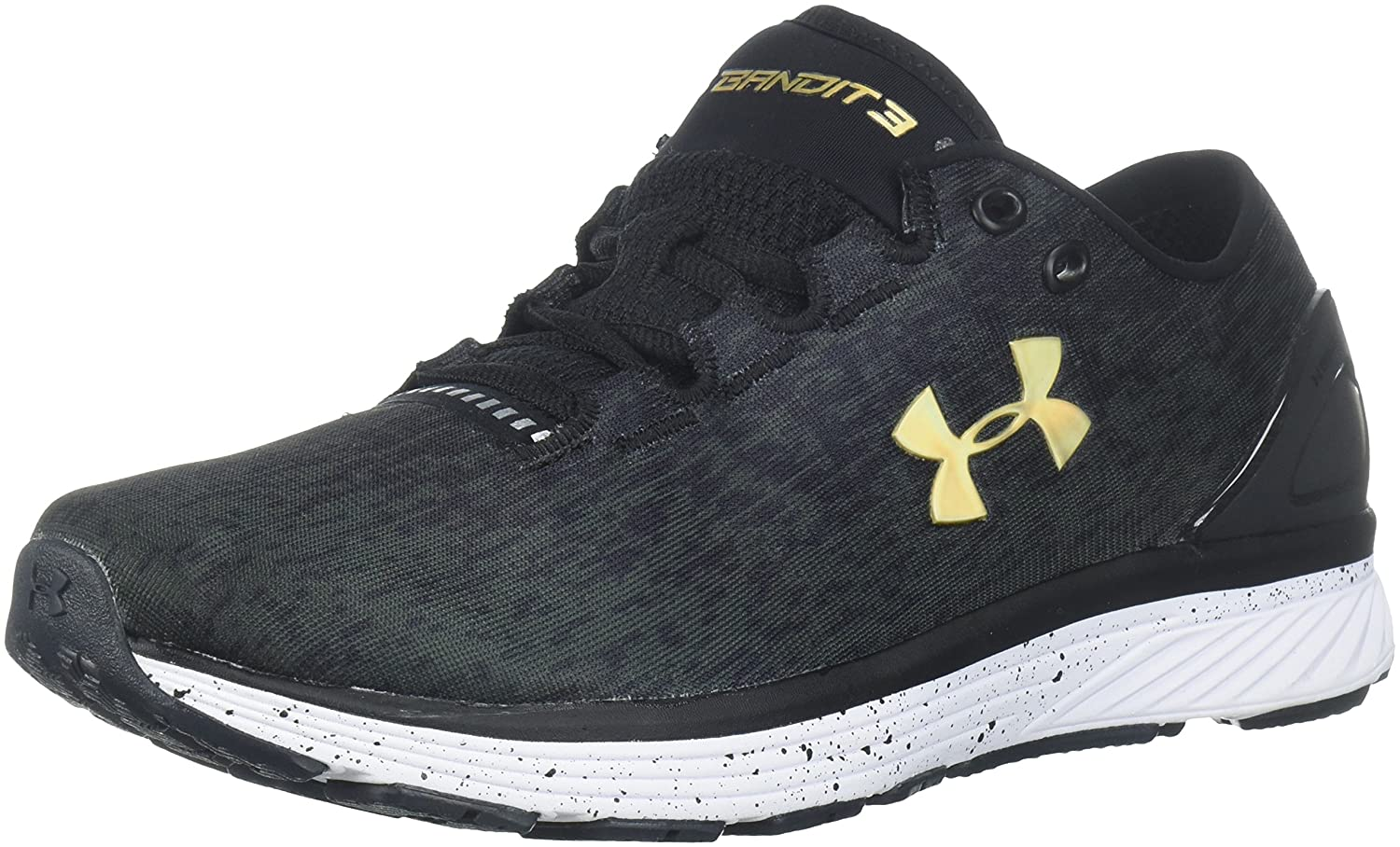Under Armour UA W Charged Bandit 3 Ombre, Chaussures de Running Femme