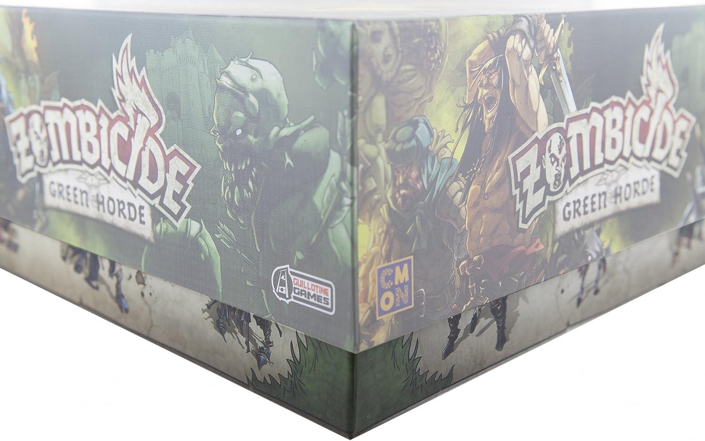 Feldherr Foam tray value set compatible with Zombicide Season 1 Core Game Box