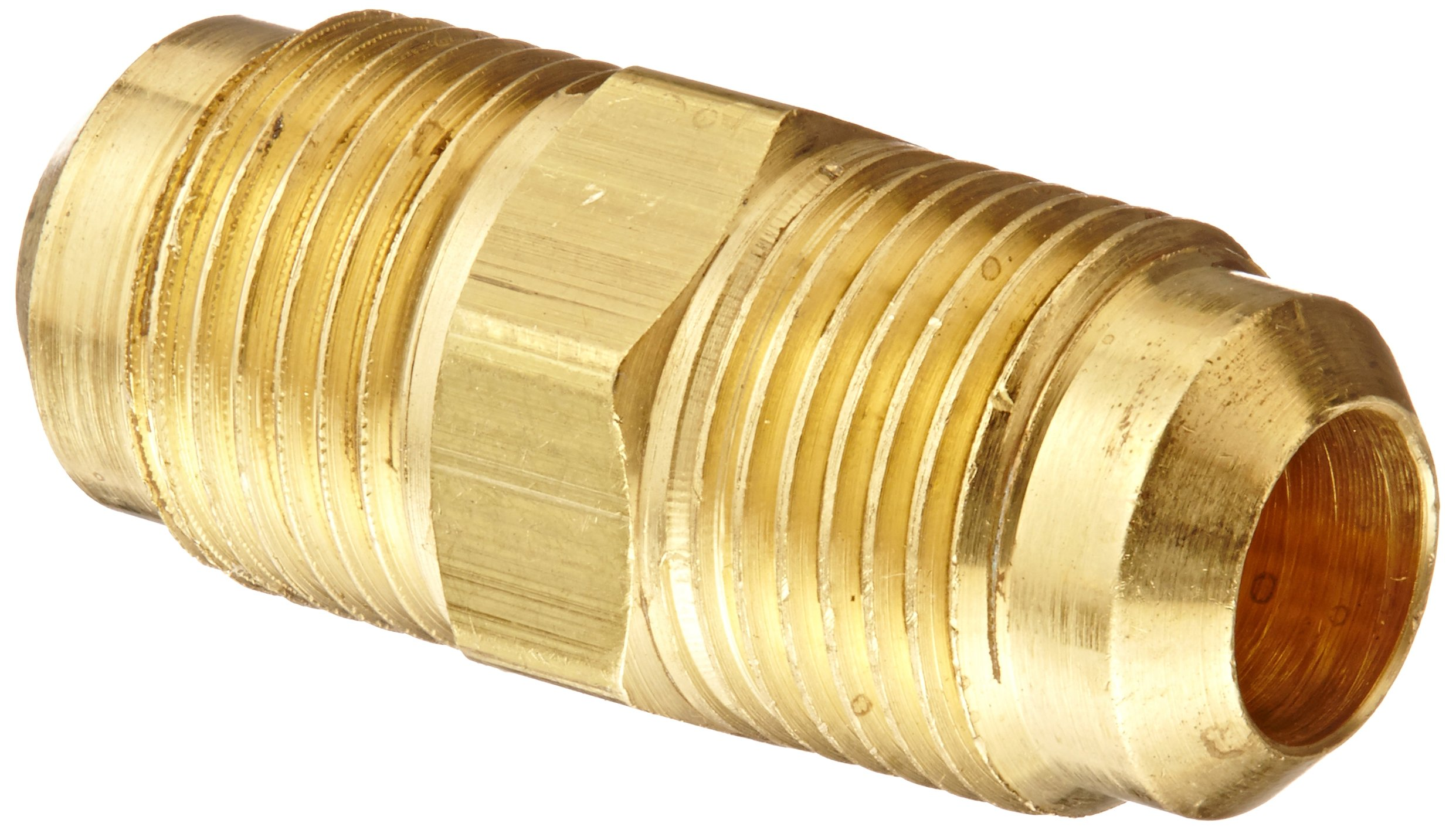 Eaton Weatherhead 42X8 Brass CA360 SAE 45 Degree Flare, Union, 1/2'' SAE Male by Weatherhead