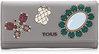 Tous Billetera Mediana Teatime Jewel, Cartera para Mujer ...