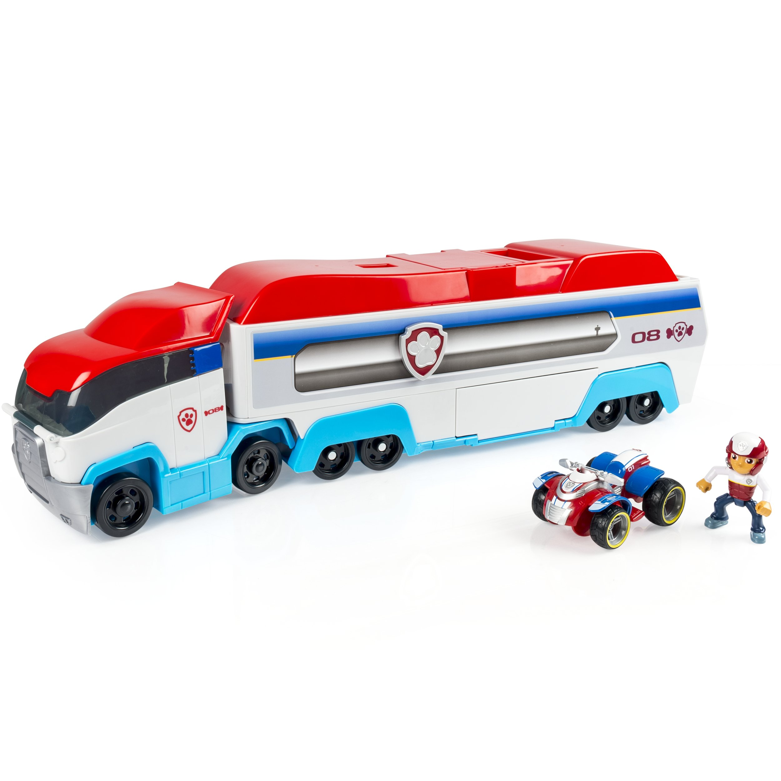 PAW Patrol - PAW Patroller Rescue & Transport Vehicle, Ages 3 and Up