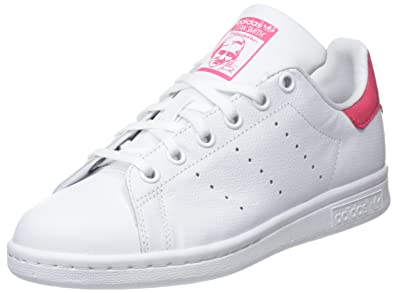 best loved 4aebb 64cfb adidas Stan Smith J 207, Bas mixte adulte - Blanc (Ftwr WhiteFtwr