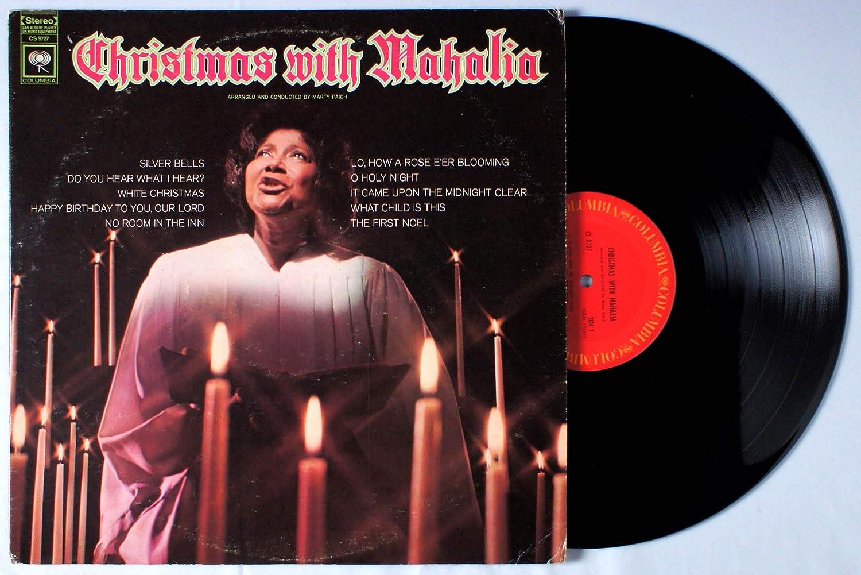 Christmas With Mahalia [Vinyl LP] [Vinyl LP] - Mahalia Jackson ...