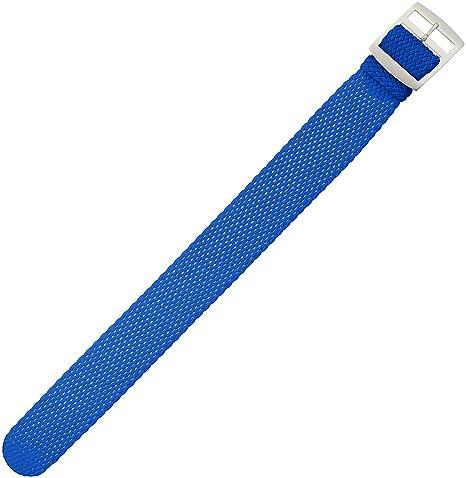 PERLON Watch Strap  Royal Blue 91392ba05324
