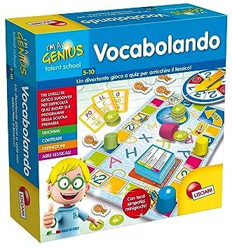 Lisciani Giochi Piccolo Genio Ts Vocabolando 48878 Amazonit