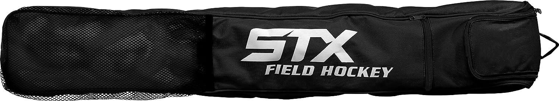 STXフィールドホッケーPrimeスティックバッグ B000QGX852 ブラック ブラック