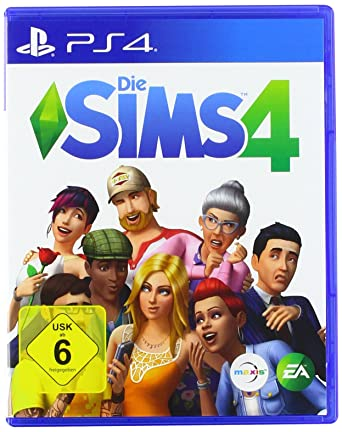 Die Sims 4 Standard Edition Playstation 4 Amazonde Games