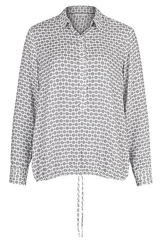ETERNA long sleeve Blouse COMFORT FIT printed