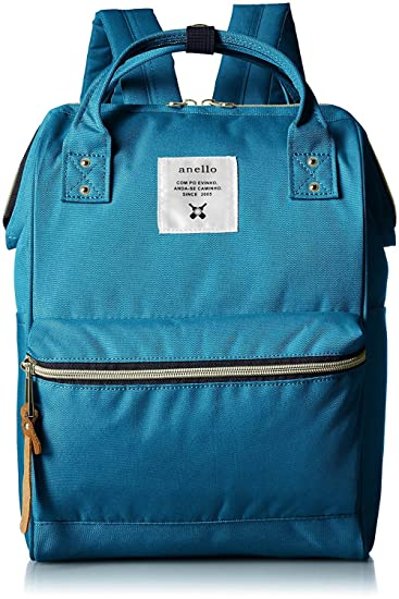 38dde34d87b0 Anello Polyester Canvas Backpacks Japan Import (Blue)  Amazon.co.uk   Clothing