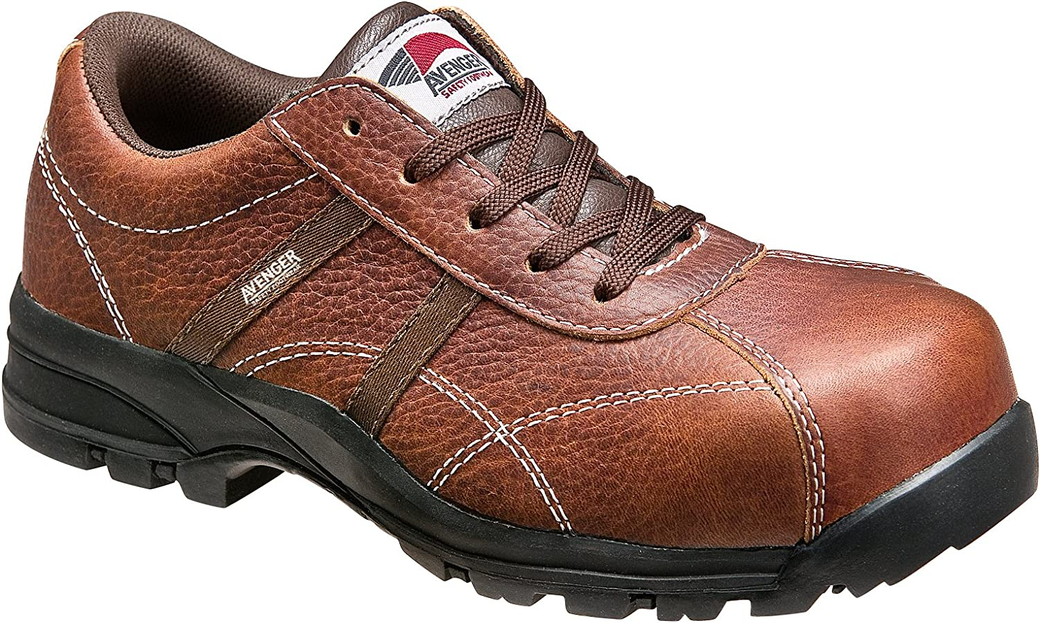 Avenger Womens Composite Toe EH Oxford