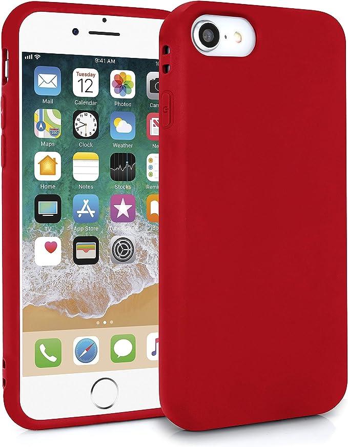 23 opinioni per MyGadget Friendly Pocket Custodia TPU per Apple iPhone 7/8- Case Ultra Morbida
