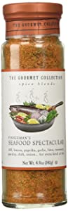The Gourmet Collection Spice Blends, Fishermans Seafood Spectacular