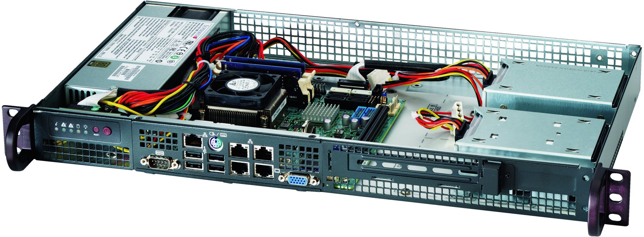 Supermicro Rack Mount Server Chassis CSE-505-203B