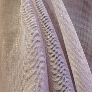 Crystal Taupe 108quot Width Solid Sheer Drapery Fabric Curtain Upholstery