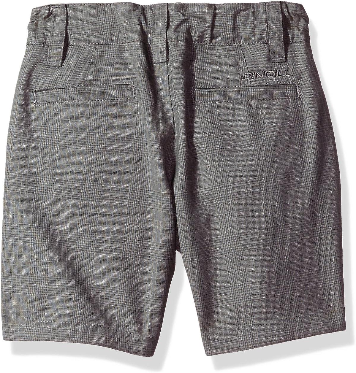 ONeill Boys Big Boys Delta Plaid Short