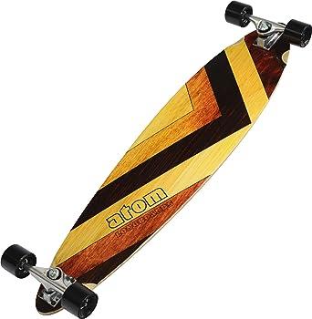 Atom PinTail Beginner Longboard