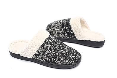 e0d63811145c ofoot Women s Knit Slippers
