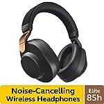 Elite 85h Wireless Noise Canceling Over-the-Ear Headphones, Copper Black