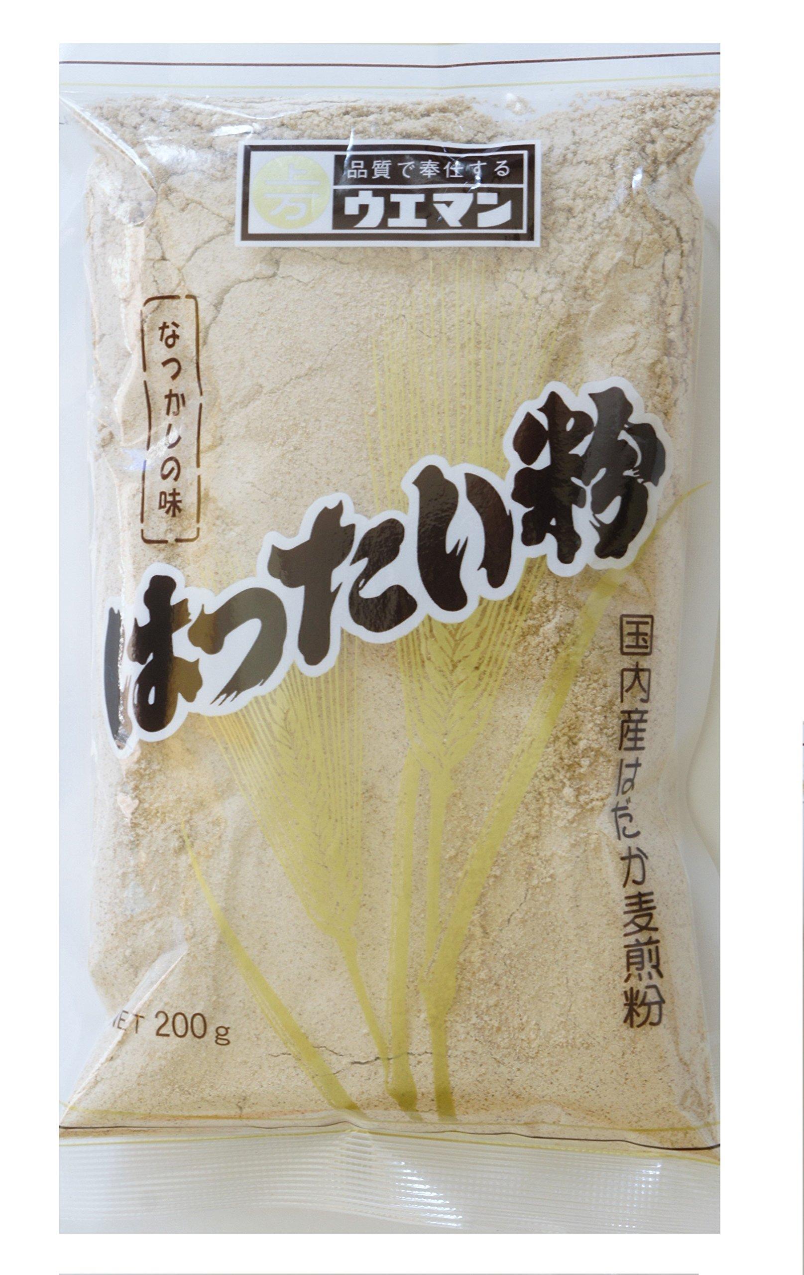 Above ten thousand rations Mill Hattai powder 200g X 10 pieces